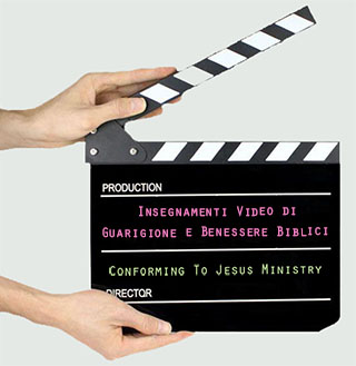 Insegnamenti Video di Guarigione e Benessere Biblici - Conforming To Jesus