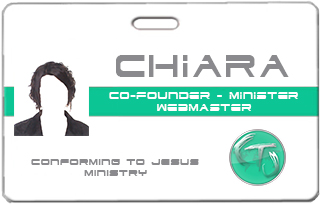 Stories and Testimonies of the Conforming To Jesus Founders