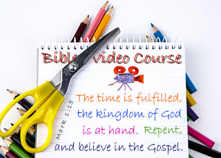 Best Short Bible Video Classes Online For Free - Conforming To Jesus