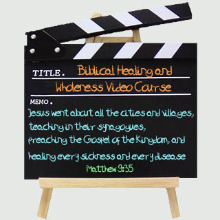 Biblical Healing and Wholeness Video Teachings - Conforming To Jesus