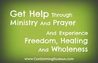 What You Need to Do in order to Get Help, Deliverance Prayer and Ministry from qualified Christian ministers during difficult times.