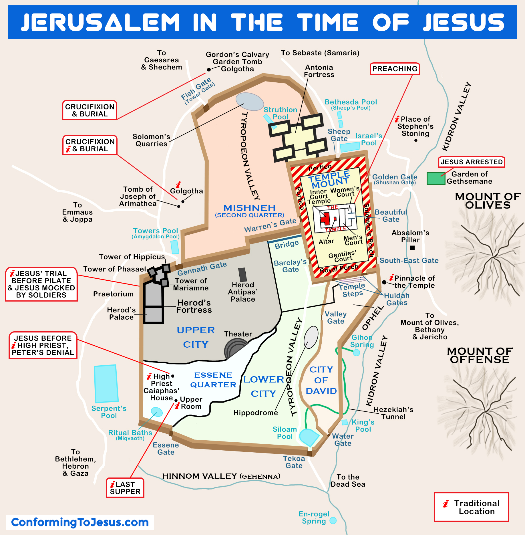 Jerusalem in Jesus' Time Map - New Testament Times Jerusalem on map of palestine during new testament time, samaria during jesus time, map of jesus travels, jerusalem during christ time, jerusalem map at jesus time, map of palestine during the time of christ, map at time of jesus, the world in jesus time, map of bible lands, map judea samaria galilee in jesus time, map of time of jesus, galilee during jesus time, map of palestine in new testament times, map of john the baptist ministry, map of capernaum in biblical times, map of palestine in biblical times, map of israel in christ's time, topographical map of jerusalem in jesus time, map of christ jerusalem, map of jesus ministry,