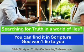 What is the Meaning of Truth in Bible - Truth Sets You Free