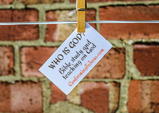 Who is God? What are the characteristics of God the Father?